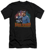 Star Trek - Party Like A Vulcan (slim fit) T-Shirt