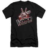The Voice - Logo (slim fit) T-shirts