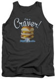 Tank Top: White Castle - Craver Tank Top