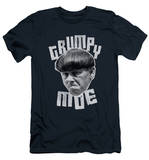The Three Stooges - Grumpy Moe (slim fit) Shirt
