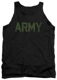 Tank Top: Army - Type Tank Top