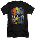 The Village People - Equalizer (slim fit) T-shirts