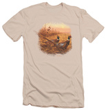 Wildlife - First Alert Pheasants (slim fit) T-Shirt