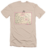 The L Word - Chart (slim fit) T-Shirt