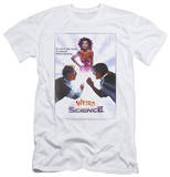 Weird Science - Poster (slim fit) Shirts