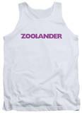Tank Top: Zoolander - Logo Tank Top