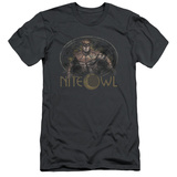 Watchmen - Nite Owl (slim fit) T-shirts