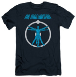 Watchmen - Anatomy (slim fit) Shirts