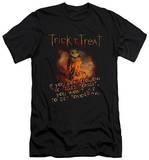 Trick R Treat - Rules (slim fit) T-shirts