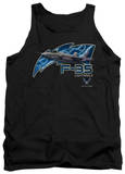 Tank Top: Air Force - F35 T-Shirt