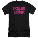 The L Word - I Killed Jenny (slim fit) Shirts