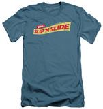 Wham-O - Slip N Slide Logo (slim fit) T-shirts