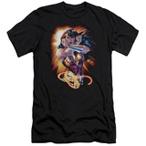 Wonder Woman - Wonder Rays (slim fit) Shirts