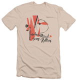 Thelonious Monk - Monk Sonny Rollins (slim fit) T-shirts