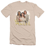 Touched By An Angel - An Angel (slim fit) T-shirts