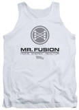 Tank Top: Back To The Future II - Mr. Fusion Logo Tank Top