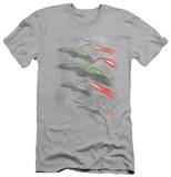 War of the Worlds - Invasion (slim fit) T-shirts