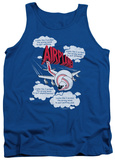 Tank Top: Airplane - Picked The Wrong Day T-Shirt