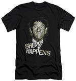 The Three Stooges - Shemp Happens (slim fit) T-Shirt