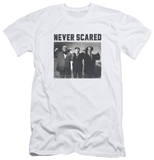 The Three Stooges - Never Scared (slim fit) Shirt