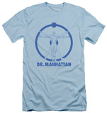 Watchmen - Dr Manhattan (slim fit) T-Shirt