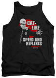 Tank Top: Tommy Boy - Cat Like Tank Top