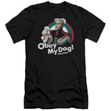 Zoolander - Obey My Dog (slim fit) T-Shirt