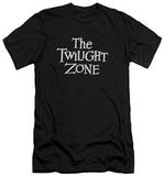 The Twilight Zone - Logo (slim fit) T-Shirt