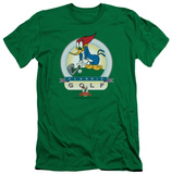 Woody Woodpecker - Classic Golf (slim fit) T-shirts