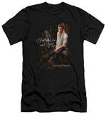 The Vampire Diaries - I Used To Care (slim fit) Shirts