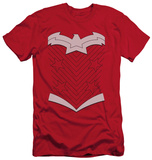 Wonder Woman - New Wonder Woman Costume (slim fit) Shirts