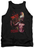 Tank Top: 300 - Prepare For Glory T-Shirt