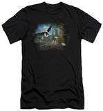 Wildlife - Spring Bald Eagles (slim fit) Shirt