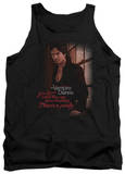 Tank Top: The Vampire Diaries - Threes A Party Tank Top