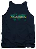 Tank Top: Amazing Race - Around The World Tank Top