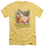 Wonder Woman - Totally Awesome (slim fit) T-shirts