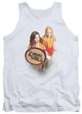 Tank Top: 2 Broke Girls - Tips Really Tank Top