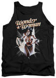 Tank Top: Wonder Woman - Wonder Woman Break Out Tank Top