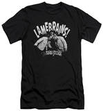 The Three Stooges - Lamebrains (slim fit) T-Shirt