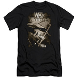 War Of The Worlds - Death Rays (slim fit) T-shirts