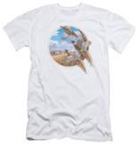 Wildlife - October Memories Pheasants (slim fit) T-Shirt