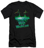 War of the Worlds - Global Attack (slim fit) T-shirts