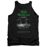 Tank Top: War Of The Worlds - Attack Poster T-shirts