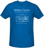 White Castle - By The Sack (slim fit) T-shirts