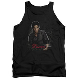 Tank Top: The Vampire Diaries - Damon Tank Top
