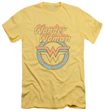 Wonder Woman - Faded Wonder (slim fit) Shirts