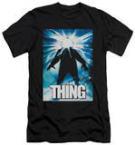The Thing - Poster (slim fit) T-Shirt