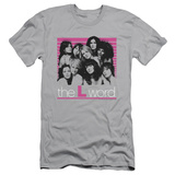 The L Word - Cast (slim fit) T-shirts