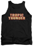 Tank Top: Tropic Thunder - Title Tank Top