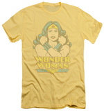 Wonder Woman - Wonder At Large (slim fit) Shirts